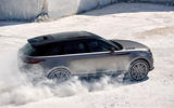 The Velar name is revived