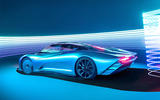 McLaren Speedtail (2020)