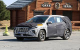 LATE 2020: Hyundai Tucson
