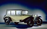 MONOCOQUE: Lancia Lambda (1924)