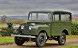 Land Rover Station Wagon (1949)