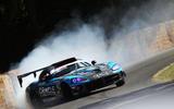 Formula Drift slides in