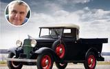 Jay Leno - Ford pick-up