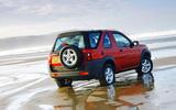 Land Rover Freelander Softback