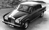 Rolls-Royce Silver Shadow (1965) –2 models