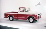 The third-generation F-Series (1957)