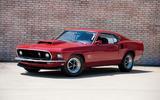 1969 Mustang Boss 429 – $605,000 (2007)
