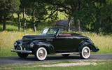 POWER CONVERTIBLE ROOF: Plymouth (1939)