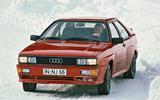 The Audi Quattro (1980)