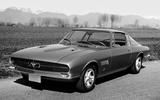Bertone Mustang (1965)