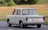 BMW 700: 1959-1965
