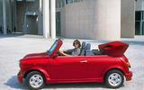 Mini Cabriolet (1991) – 40,000 miles - £15,000