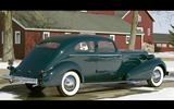 26: 1936 Cadillac V-16 Aerodynamic Coupé