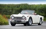 96 1967 Triumph TR5 PI