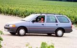 Ford Escort (fifth generation, 1990)