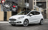 Ford Fiesta 1.0 EcoBoost 140PS: 138.1bhp/litre