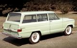 The original Wagoneer, by the numbers (1963)