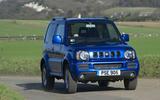 Suzuki Jimny (1998-2018) – 20 YEARS
