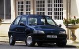 Peugeot 106/Citroen Saxo (1995)