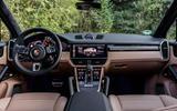 Porsche Cayenne Turbo – from £101,155