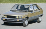 6. Renault 11 (A View To A Kill, 1985)