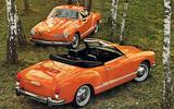 Volkswagen Karmann-Ghia (1958)