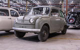 1953 Fiat 600 prototype