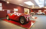ITALY: Ferrari Museums