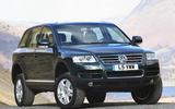 Volkswagen: Touareg
