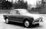 Alfa Romeo Giulietta Sprint coupé