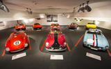 Ferrari Museums – Italy