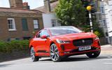 2019: Jaguar I-Pace
