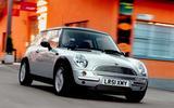 MINI – Hatch, 1959-present: 6.3 million