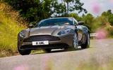 43 2016 Aston Martin DB11 – NEW ENTRY