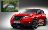 LATE 2020: Nissan Qashqai/Rogue Sport