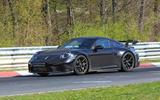 2021: Porsche 911 GT3 (992)