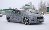 2021: Mercedes-Benz C-Class
