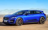 2021: Jaguar J-Pace