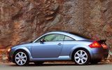 45. 1999 Audi TT