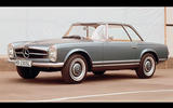 44. 1963 Mercedes-Benz 230SL (UP 9)