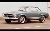 44. 1963 Mercedes-Benz 230SL
