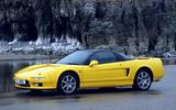 ALLOY MONOCOQUE: Honda NSX (1990)
