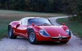 43. 1967 Alfa Romeo T33 Stradale (UP 2)