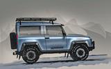 MID 2021: Ineos Grenadier