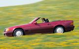 Mercedes-Benz SL R129 (1989-2002)
