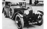 FRONT-WHEEL-DRIVE: Tracta (1928)