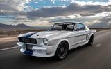 Classic Recreations' Ford Mustang Shelby G.T.