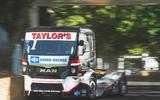 Truck racing is big, brutal