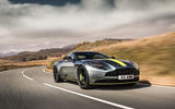 Aston Martin DB11 AMR (2018-Present) - 208mph