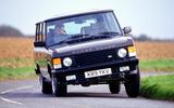 Range Rover (1970-1996) – 26 YEARS